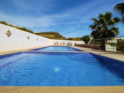 Photo for 1035 Villa el Crucero - Villa for 10 people in Nerja