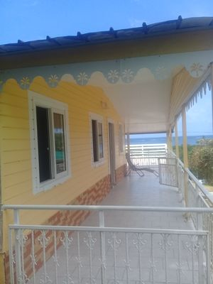 Photo for Creole house facing the sea