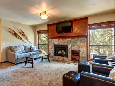 Photo for Updated Breckenridge Condo - Short Walk to Downtown and the Slopes