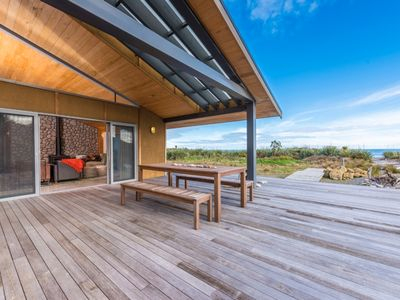 Photo for Takutai beach house Punakaiki