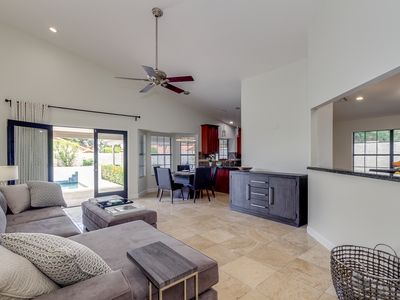 Photo for Stunning 3 BR 2 Bath, Pool, Game Room, North Central Scottsdale