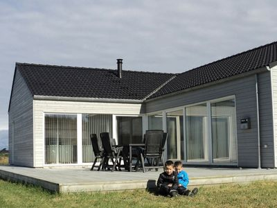 Photo for Alluring Holiday Home in Brovst Denmark with Sauna