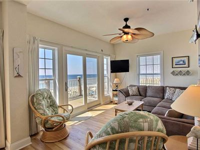 3BR Condo Vacation Rental in Hatteras, North Carolina