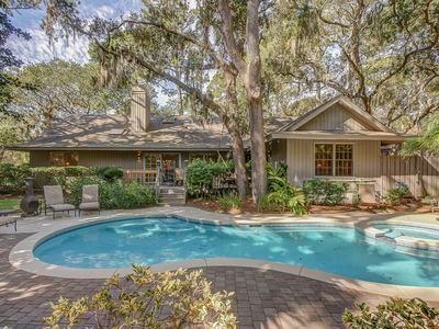 Photo for 10 Baynard Cove - Located in the heart of Sea Pines!  Minutes to the beach.