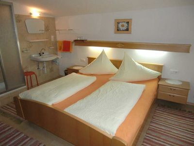 Photo for Double room for 1-2 persons - Haus Hofer