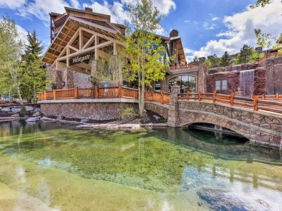 Photo for NEW! Ski-in/Ski-out Park City Condo w/ Mtn. Views!
