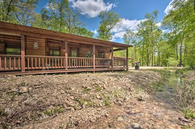 You'll be minutes from Broken Bow Lake and more during your stay.