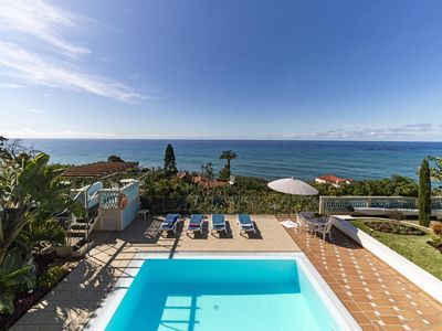 Photo for Delightful villa with infinity pool and outstanding views | Villa Do Mar III