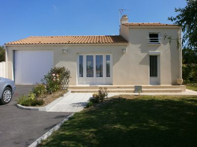Photo for Nice house near the beach and terrace