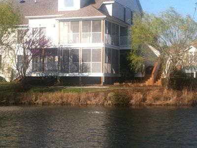 Photo for Sea Colony Resort - Beach and Tennis  - Lake views - Condo; Bethany, DE
