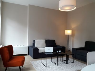 Photo for DUPLEX 2 bedroom + garage in the heart of Lille