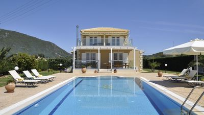 Photo for Beach Villa in Ionian Islands