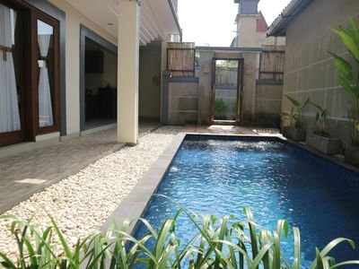 Photo for 3 BR Charming Clean & Homey Villa Legian