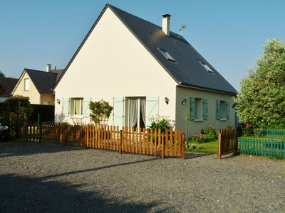 Photo for 4BR House Vacation Rental in Lingreville, Normandie