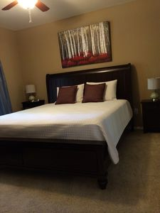 Brand New king size bed and matress