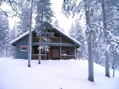 Photo for Vacation home Sakumaja in Kittilä - 10 persons, 3 bedrooms