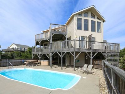 Photo for Southern Shores Realty - Absolute Relaxation