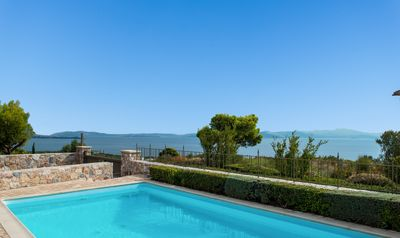 Photo for Exceptional Villa, Stunning sea view and Relax!!!