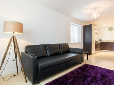 Photo for Lovely Contemporary Flat, Broad Street, Birmigham
