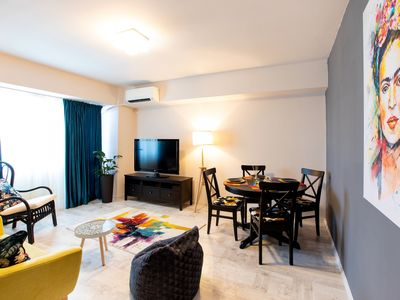 Photo for Spacious and fully equipped apartment near Victoriei Square