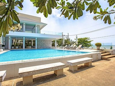 Photo for Rossawan Pool Villa  3 Bed Pool Villa Banglamung Pattaya