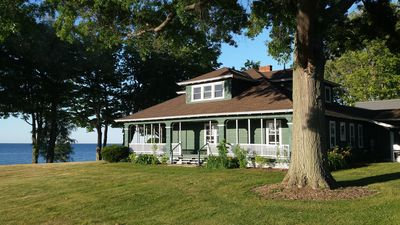 Photo for 5 Bedroom Historic Ontario Lakefront Home -The Cottages At Troutburg