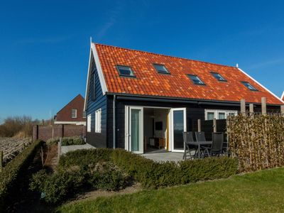 Photo for Luxury holiday home on the edge of the beautiful Oostkapelle - pets allowed
