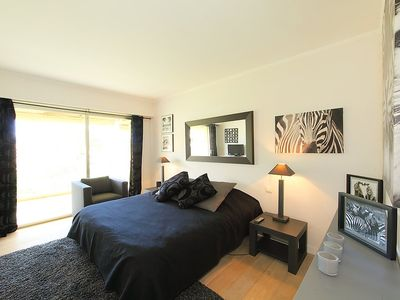 Photo for Apartment 525 m from the center of Cannes with Parking, Internet, Washing machine, Pool (109033)