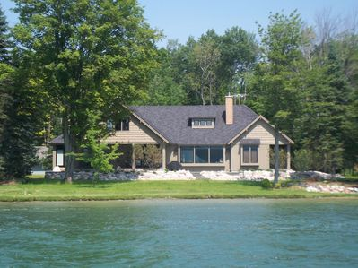 Photo for Pickerel lake Custom Home near Petoskey and Harbor Springs