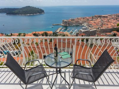 Photo for Apartment Sea to Sky Dubrovnik