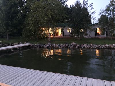 Photo for Relaxing Crooked Lake Cottage