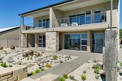 The Jetty house - fron