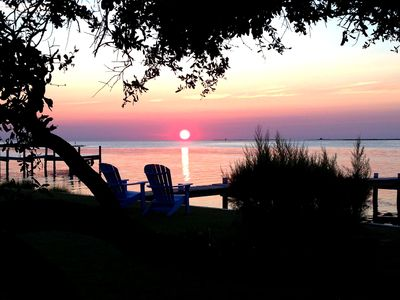 Photo for WATERFRONT VACATION HOME