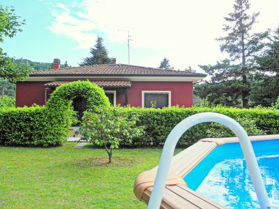 Photo for Charming detached holiday home with large garden, north of Camaiore