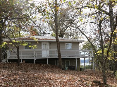 Photo for Briarwood Cabin, overlooking Lake Norfork near Mountain Home, Arkansas.