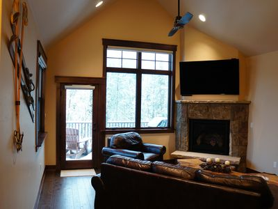 Photo for New Modern Mountain Home In Keystone, Co ~ Short Walk/ride To River Run Village
