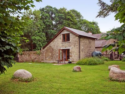 Photo for Detached two storey stone cottage in the grounds of the owner's house about 1 km from the pret…