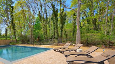 Photo for New Listing: Newly Renovated w/ heated Pool, Walk to Ocean Beach, Restaurants
