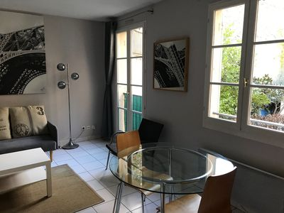 Photo for Spacious studio flat, few steps from the old town, parking option