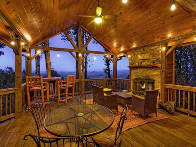 Photo for Almost Heaven- Game Room | Hot Tub | Outdoor Fireplace