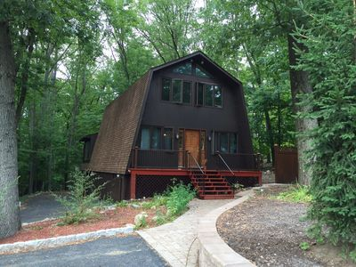 Photo for Fun A-Frame Nestled In The Woods Of Beacon Hills