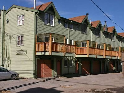 Photo for 14th Street Townhomes #2: 3 BR / 3 BA condo in Park City, Sleeps 7