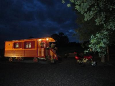 Photo for Gite bed breakfast and caravan pas de calais st pol sur ternoise ( proche de bethune et arras )