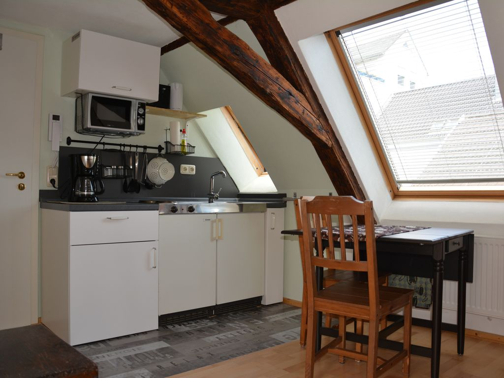 Center roof Studio 2 minutes to the Drosselgasse ... - 2432912