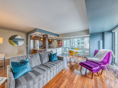 Photo for Beautiful suite with bay views, includes shared hot tub and pool!