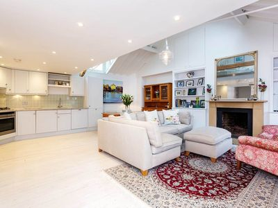 Photo for Lovely 3BR, short walk from Portobello Road and Kensington Palace, by Veeve
