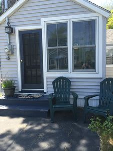 Photo for Adorable Newly Renovated Cottage! Steps From Pine Point Beach!