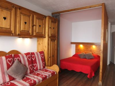 Photo for Apartment Cosmos in Le Corbier - 4 persons, 1 bedrooms