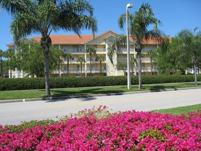 Photo for FRESHLY REMODELED TOP FLOOR LUXURY CONDO in Coral Falls, part of Lely Resorts