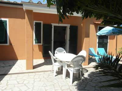 Photo for Centrally Located and Mediterranean Holiday Apartment with Garden and Terrace
